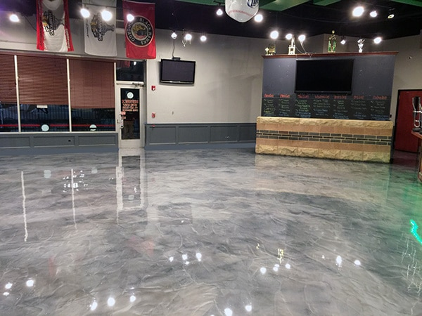 Chicagoland Commercial Epoxy Floor Coatings Sealers And