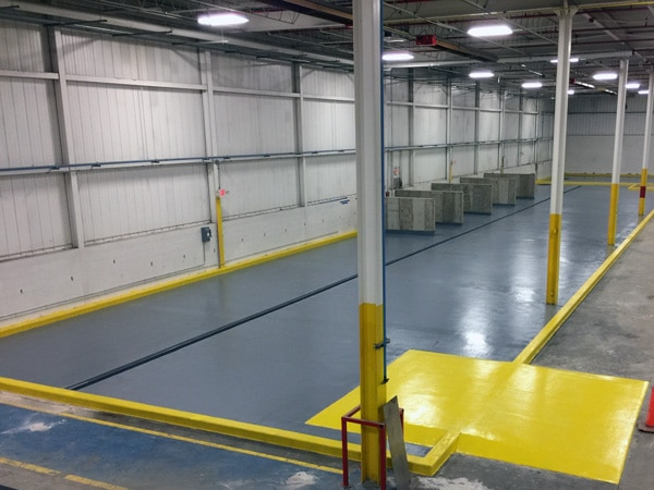 Windy City Coating Chicago Industrial Flooring