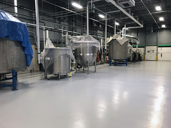Windy City Coating Commercial & Industrial Epoxy Flooring
