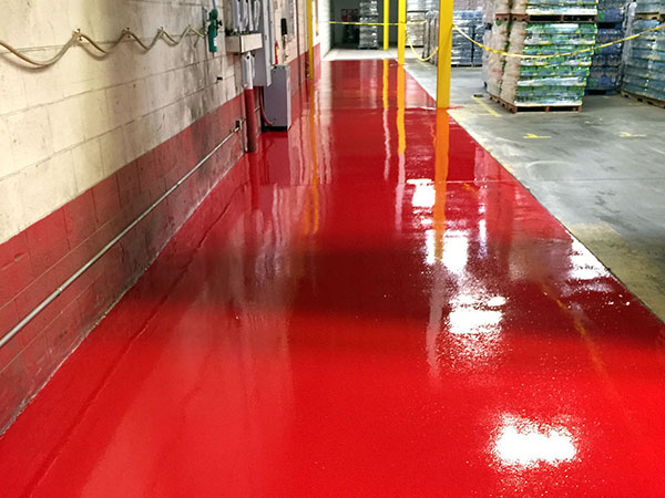 Windy City Coating Industrial Epoxy Flooring