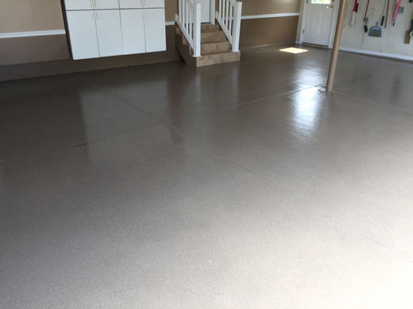 Windy City Coating Quartz Epoxy Flooring